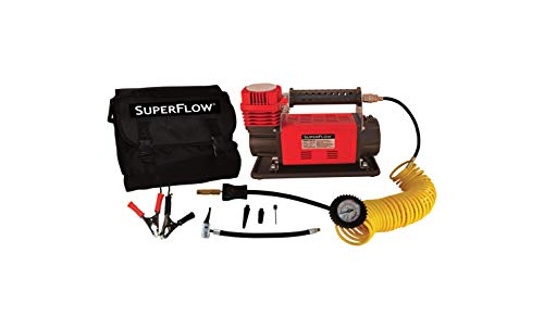 SuperFlow 12V HD Air Compressor