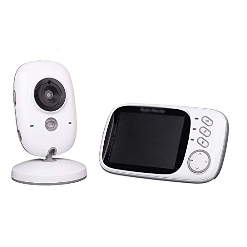 QAZ Draadloze babyfoon infrarood nachtzicht twee-weg walkie-talkie