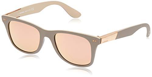 Diesel Sonnenbrille DL0173-47G-52 Gafas de sol, Marrón (Braun), 58 para Mujer