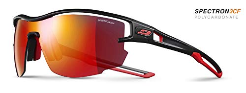 Julbo Aero Black/Red - Spectron 3CF