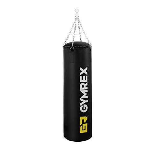 Gymrex GR-PB-03 Boxsack hängend 27,5 kg Ø 40 x 120 cm Punching Bag Punchingbag