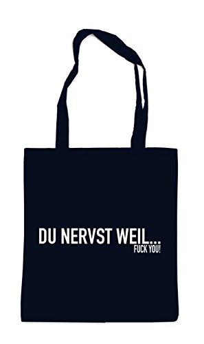 Certified Freak Du Nervst Weil. Bag Black