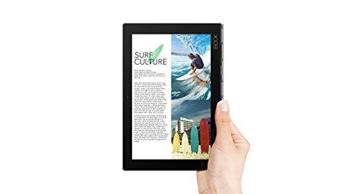 "Lenovo Yoga Book - FHD 10.1"" Windows Tablet - 2 in 1 Tablet (Intel Atom x5-Z8550 Processor, 4GB RAM, 64GB SSD), Black, ZA150000US"