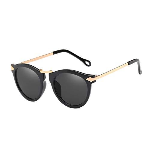 Gafas de sol para mujer, diseño de flecha, estilo vintage, (C1), Talla única