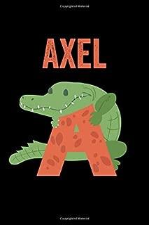 axel alligator