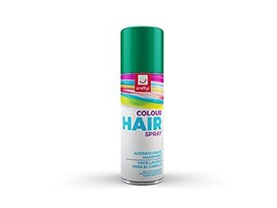 Smiffy'S 052Gn Spray De Color Para Pelo, Verde