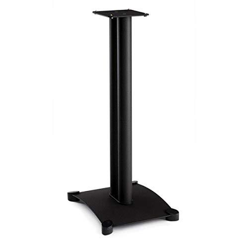 Sanus SF30-B1 Steel Foundations 30-inch Speaker Stands (PAIR)
