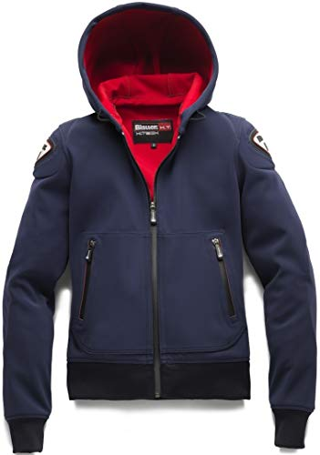 Blauer Easy 1.1 Giacca tessile Softshell Ladies Motorcycle