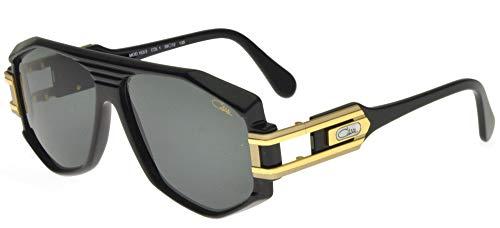 Cazal sonnenbrille 163/3 001 schwarz grau größe 59 mm mann