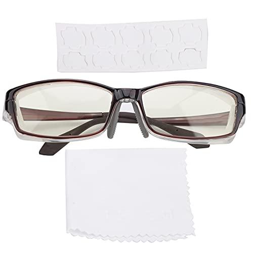 Gafas de protección, antipolen para Adultos, Viento, Arena, Smog, Gafas de Seguridad, protección UV, Gafas, aptas para Viajes al Aire Libre