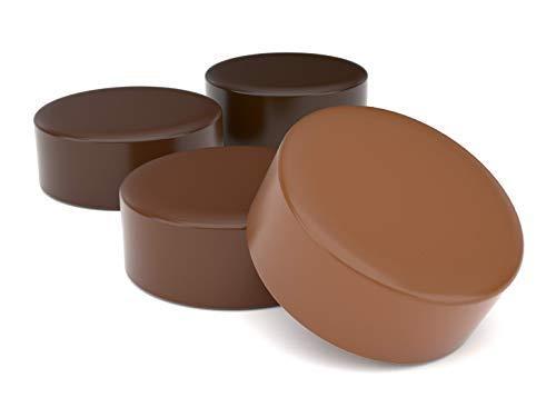 SpinningLeaf Plain Oreo Cookie Chocolate Candy Mold