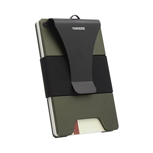 Minimalist Slim Wallet Front Pocket Wallet Minimalist Wallet RFID Blocking