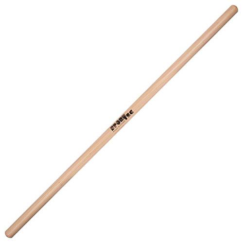 Sport-Tec Turnstab aus Holz, Gymnastik Stab, Trainingsstab, Ø 2,4cm, Natur,lackiert