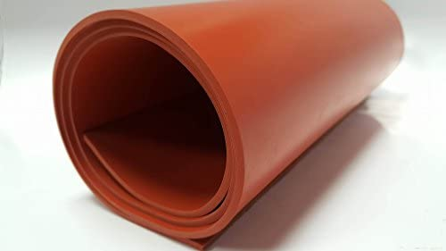 031 12 x 12 Silicone Rubber Sheets 60A Medium Hardness product image