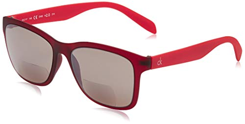 CK CKR3171S(5417-1 607 -2 -0 -145 cK Sonnenbrille CKR3171S(5417-1 607 -2 -0 -145 Rechteckig Sonnenbrille 2, Rot