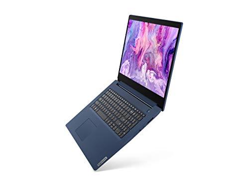 """Lenovo IdeaPad 3 17.3"""" Laptop: 10th Generation Core i5-10210U, 256GB SSD, 8GB RAM, 17.3"""" Full HD IPS Display"""