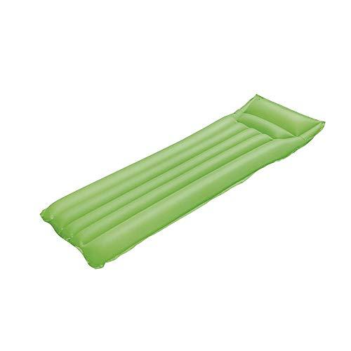 Uniguardian Hamaca hinchable para piscina, colchón de aire flotante, colchón de agua,...
