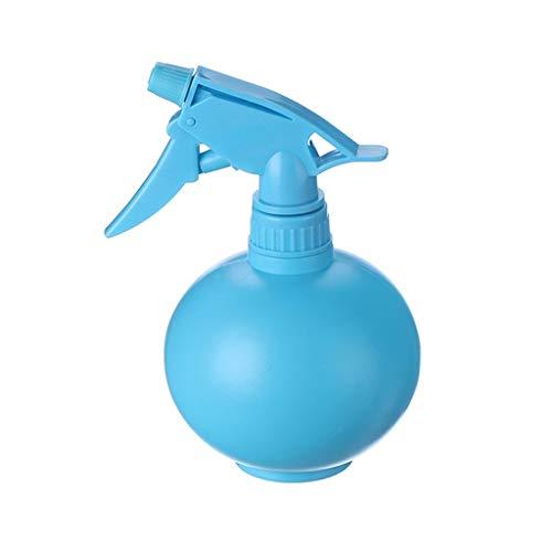 Kiki Gießkanne Gießkanne 1Pc Handdruck-Gartengeräte Süßigkeit-Farben-Gießkanne Haushalt Spray Gießkanne Garten-Blumen Garten im Freien (Color : Blue)