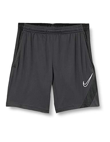 NIKE, Dri-Fit Academy Pro, Pantalones Cortos De Fútbol, Antracita/Negro/Blanco, l