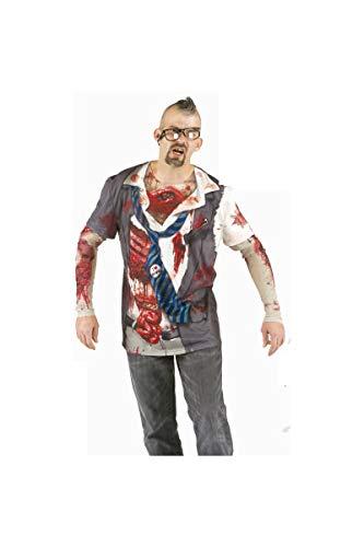 Limit Herren T-Shirt Zombie XL