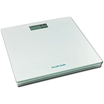 iHealth HS3 Wireless Bluetooth Scale for iPhone and Android
