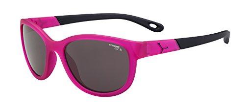 Cébé Kinder Sonnenbrille Katniss, Matte Pink Black
