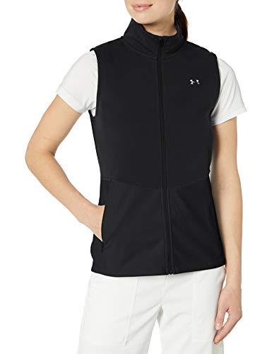Under Armour Women's Storm Vest, Black (001)/Black, Large