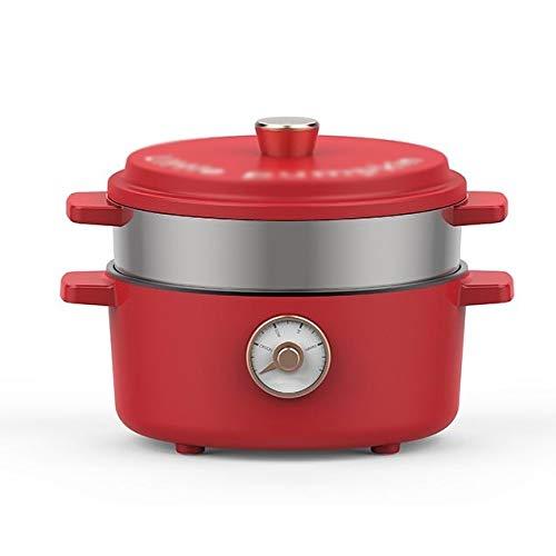 DYXYH Cuisinière électrique Maison multi-fonction Petit dortoir étudiant Petit Cuisinière électrique intégré électrique Poêle électrique Hot Pot (Color : A)