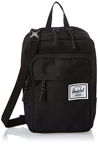 Herschel Form Cross Body Bag, Black, Large