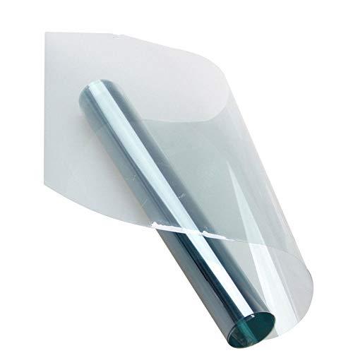 HOHOFILM 60'X40' 80% VLT Nano Ceramic Window Film High Heat-Rejection Solar Tint Film Tinting Vinyl for Car Windshield Rear Side Window