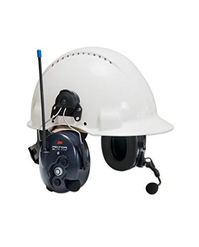 3 M MT53H7P3E4410WS5 – WS Lite Com PMR 446 met Bluetooth, helm met accu en oplader