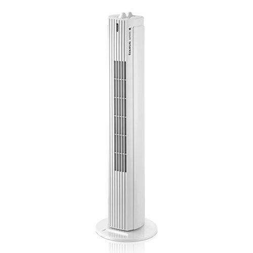 Taurus FT-2500–Ventilatore a torre, bianco senza telecomando, 35 W bianco