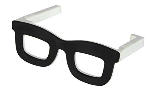 八幡化成sceltevieBagHanger(バッグハンガー)Glasses(グラス)ブラック/ホワイト