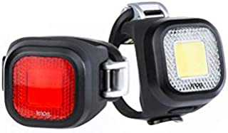 KNOG Blinder Mini Chippy Bicycle Head Light/Tail Light Twinpack