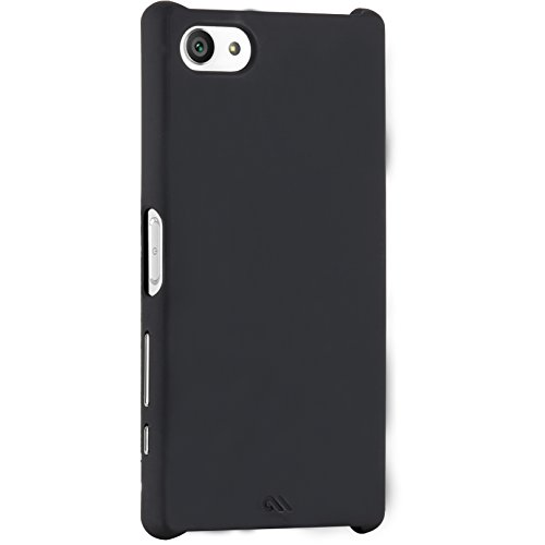 Case-Mate Barely There - Funda para Sony Xperia Z5 Compact, Color Negro