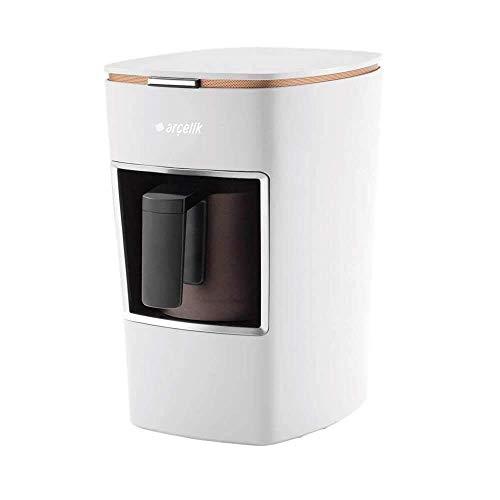 Arcelik K3300 Automatische Turkse koffiemachine voor 3 personen, wit