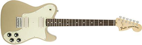 Fender 0142400706 Chris Shiflett Telecaster Deluxe - Guitarra eléctrica para diapasón de...