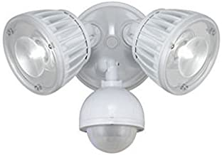 Home Zone Security | Mark 2 | LED Flood Security Light - Smart Motion Sensor- Outdoor Weather Proof 2500 Lumens 36 Watts