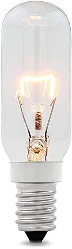 Opus - Juego de 2 lámparas para campana extractora (40 W, SES E14, Hotpoint Neff Baumatic Smeg