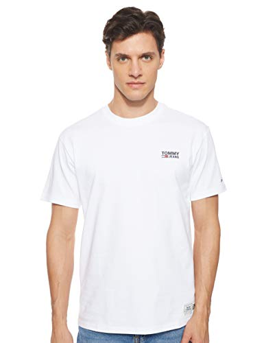 Tommy Hilfiger TJM Tommy Textured tee Camiseta Deporte para Hombre
