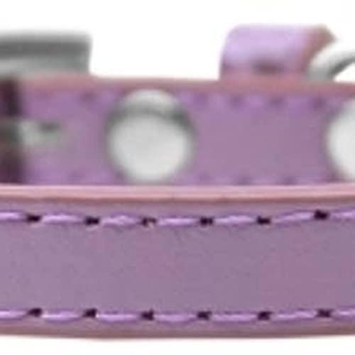 Mirage Pet Products 509–1lv-10Omaha Uni Puppy Hund Halsband, Lavendel, klein