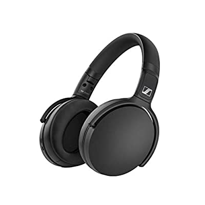 Sennheiser HD 350BT Wireless foldable Headphones, Black from Sennheiser