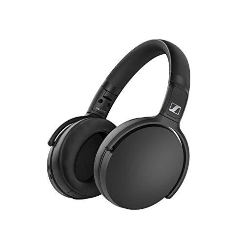 Casque découte pliable sans fil Sennheiser HD 350BT, Noir
