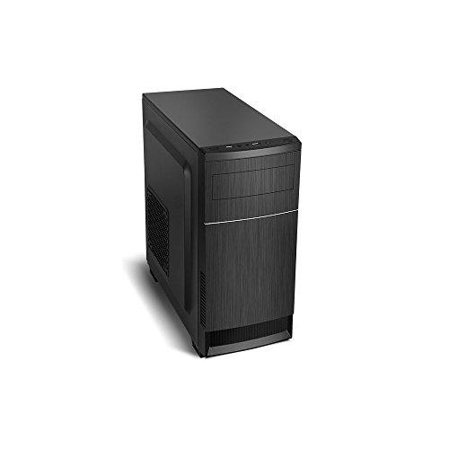 Nox Virtus - NXVIRTUS - Caja PC, Micro-ATX, USB 3.0, Color Negro