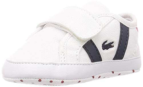 Lacoste Unisex-Child 739CUB0002407_19 Sneaker, White