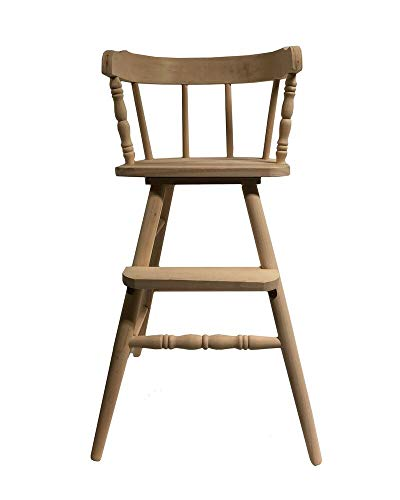 Review Chair Solid Wood Unfinished Sargent's Youth