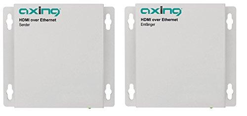 Axing Audio 1-00 HDMI over Ethernet zender/ontvanger