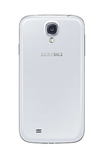 BEST SHOPPER Battery Door Back Cover Case Housing Replacement Repair Part Compatible with Samsung Galaxy S4 I9500 - White