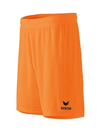 Erima Herren Rio 2.0 Shorts, neon orange, M