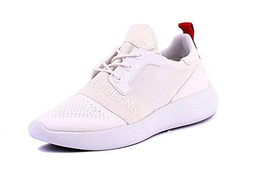 Calvin Klein Zapatos de mujer Art RE9809 White Color Foto Medida a elegir